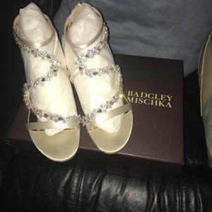 Badgley Mischka Belvedere Sandals